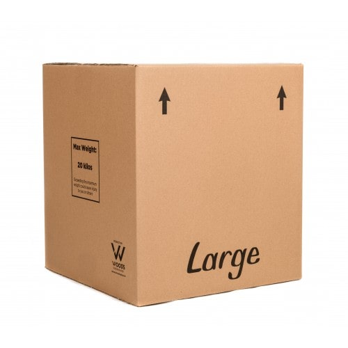 Large packing boxes for packing your bigger items